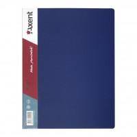 Папка-скоросшиватель Axent А4, blue (1304-02-А)