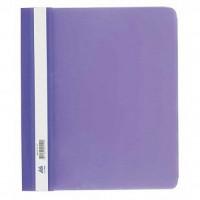 Папка-скоросшиватель BUROMAX А5, PP, violet/ 12шт (BM.3312-07)