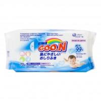 Влажные салфетки GOO.N для чувствительной кожи 70 шт увеличенные (733528)