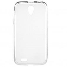Чехол для моб. телефона для Lenovo A859 (White Clear) Elastic PU Drobak (211475)