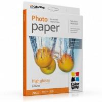 Бумага ColorWay Letter (216x279mm) glossy (PG230020LT)