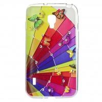 Чехол для моб. телефона для LG Optimus L7 Dual P715 (Rainbow) Cristall PU Drobak (211591)