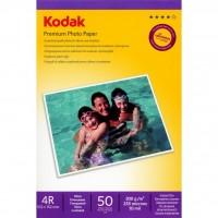 Бумага Kodak 10x15 Premium Photo Paper - Gloss 200gsm  50л (5740-808)