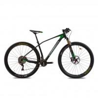 Велосипед Orbea ALMA 29 M20 M Green-Yellow (F24218RH)