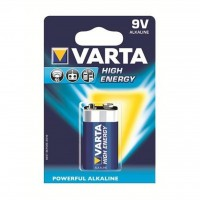 Батарейка Varta 6LR61 High Energy Alcaline (4922121411)
