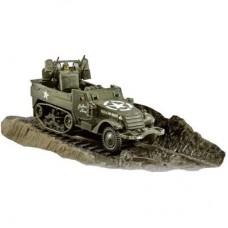 Сборная модель Revell Полугусеничный бронеавтомобиль Halftrack M16, 1:76 (3228)