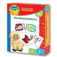 Настольная игра Vladi Toys Противоположности (рус.) (VT1306-04-2)