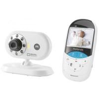 Видеоняня Motorola MBP27Т со встроенным бесконтактным термометром (Гр4874)