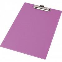 Клипборд-папка Panta Plast А4, PVC, violet (0315-0002-29)