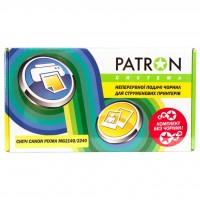 СНПЧ PATRON CANON MG2140/3140/3540 (CISS-PNEC-CAN-MG2140)