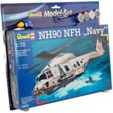 Сборная модель Revell Вертолет NH-90 NFH Navy 1:72 (4651)