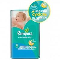 Подгузник Pampers Active Baby-Dry Maxі (8-14 кг), 13шт (4015400647546)