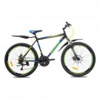 """Велосипед Premier Captain 26 Disc 19"""" matt black (SP0001487)"""