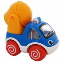 Развивающая игрушка BeBeLino Бетономешалка (57036-4)