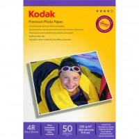 Бумага Kodak 10x15 Premium Photo Paper - Gloss 230gsm  50л (5740-813)
