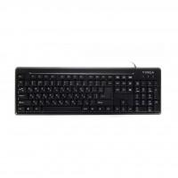 Клавиатура Vinga KB400BK