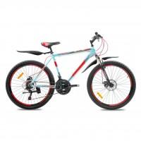 """Велосипед Premier Captain 26 Disc 19"""" matt sky blue (SP0001488)"""