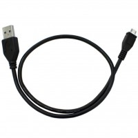 Дата кабель USB 2.0 AM to Micro 5P 0.5m Smartfortec (SFU-AMM-0.5M)