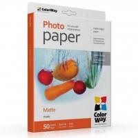 Бумага ColorWay Letter (216x279mm) matte (PM190050LT)