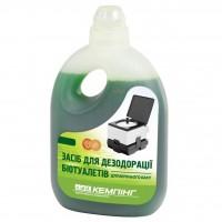 Средство для дезодорации биотуалетов КЕМПІНГ для верхнего бака 1л (4823082712908)