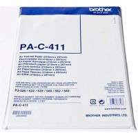 Термобумага для факса Brother A4 (73 g/m2) 100шт (PAC411)