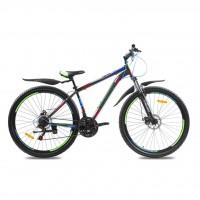 """Велосипед Premier Captain 29 Disc 17"""" matt black (SP0001496)"""