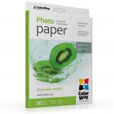 Бумага ColorWay Letter (216x279mm) matte, dual-side (PMD140050LT)