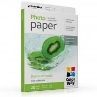 Бумага ColorWay Letter (216x279mm) matte, dual-side (PMD220020LT)