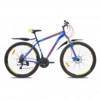 """Велосипед Premier Captain 29 Disc 19"""" matt neon blue (SP0001490)"""