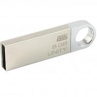 USB флеш накопитель GOODRAM 8GB Unity Silver USB 2.0 (UUN2-0080S0R11)