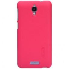 Чехол для моб. телефона NILLKIN для Lenovo S660 /Super Frosted Shield/Red (6147134)