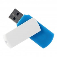 USB флеш накопитель GOODRAM 16GB Colour Mix Blue/White USB 2.0 (UCO2-0160MXR11)