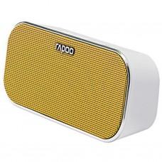 Акустическая система Rapoo A500 Yellow Bluetooth