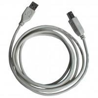 Кабель для принтера USB 2.0 AM/BM 1.8m Smartfortec (SCP-USB2-AMBM-6G)