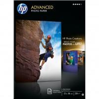 Бумага HP 13x18 Advanced Glossy Photo Paper borderless (Q8696A)