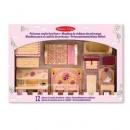 Игровой набор Melissa&Doug Набор мебели для замка принцессы (MD13570)