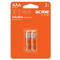 Батарейка ACME AAA LR03 Alcaline * 2 (4770070855980)