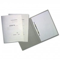 Папка-скоросшиватель Бумвест А4, carton 0,35 мм, 300г/м/ 50шт (CK-3)