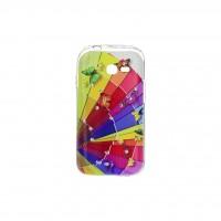 Чехол для моб. телефона для Samsung Galaxy S7262 (Rainbow) Cristall PU Drobak (216098)