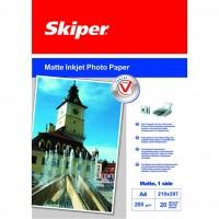 Бумага Skiper A4 Glossy 200 (152025) (Я58888)