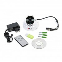 Комплект видеонаблюдения ALFA Agent 005TV White