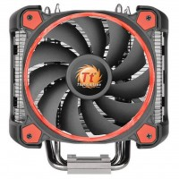 Кулер для процессора ThermalTake Riing Silent 12 Pro Red (CL-P021-CA12RE-A)