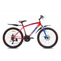 "Велосипед Premier Spider 26 Disc 17"" matt neon red (SP0001474)"
