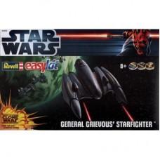 Сборная модель Revell Звездные войны. Звездный истребитель Grievous Starfighter (6682)