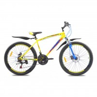 "Велосипед Premier Spider 26 Disc 17"" matt yellow (SP0001473)"