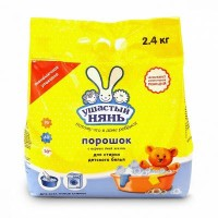 Стиральный порошок Ушастый нянь для детского белья 2,4 кг (4820026412863)