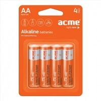 Батарейка ACME AA Alcaline * 4 (4770070855973)