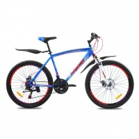 "Велосипед Premier Spider 26 Disc 19"" matt neon blue (SP0001475)"