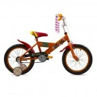 """Детский велосипед Premier Enjoy 16"""" orange (13913)"""