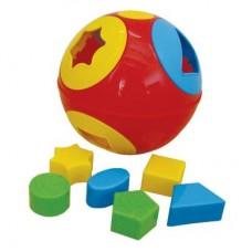 Развивающая игрушка Технок Умный малыш Шар (2247)